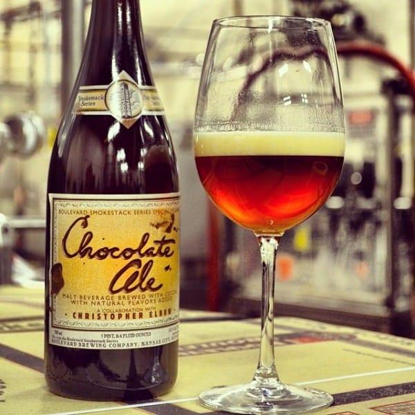 Chocolate Ale Beer