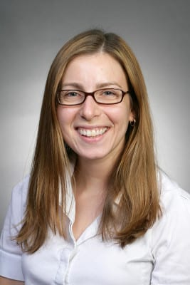 Dr. Jennifer E. Schuster of Children's Mercy Hospital co-authored a paper recently on enterovirus D68. (Credit: Children's Mercy Hospital)