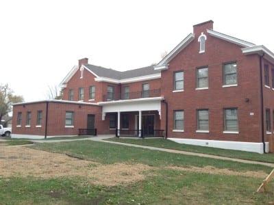 Simmons Villas Senior Apartments (Photo: Matt McClelland | Flatland)