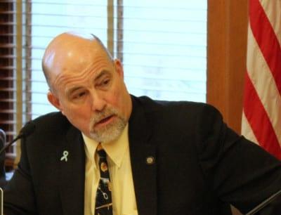 Kansas State Sen. Greg Smith