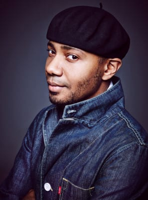 Visual artist DJ Spooky comes to the Polsky Theatre Saturday night.
