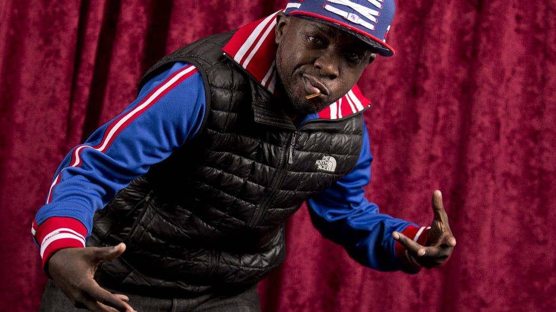 Hip-hop star Malik Isaac Taylor