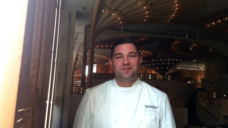 Chef Michael Corvino