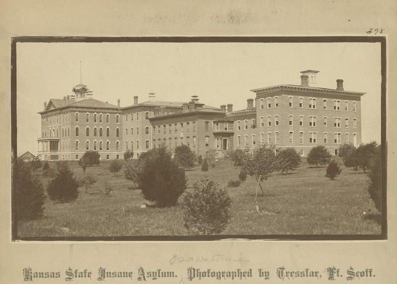historical photo of OSH
