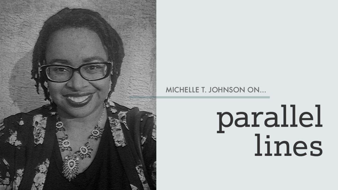 Michelle T. Johnson cover image for commentary reading