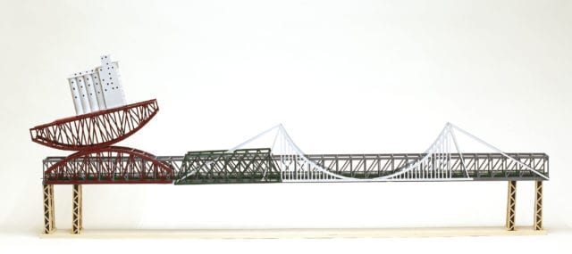 A RENDERING OF A BRIDGE