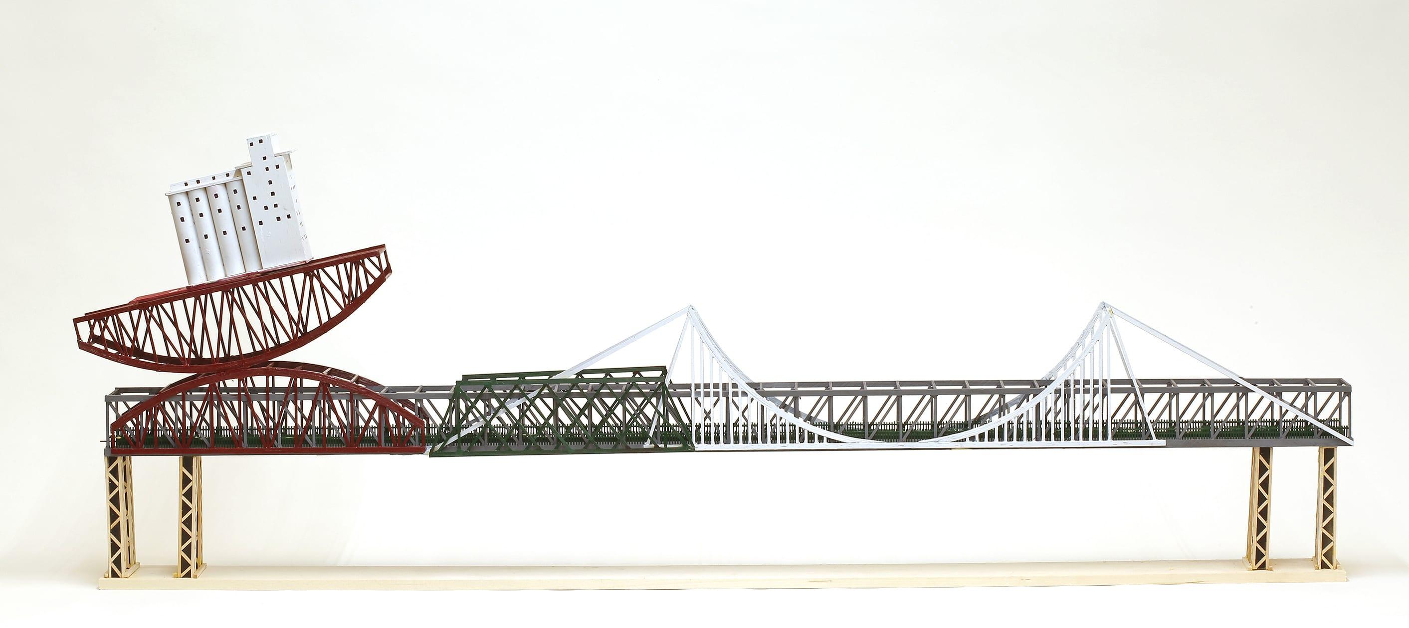 A RENDERING OF A BRIDGE
