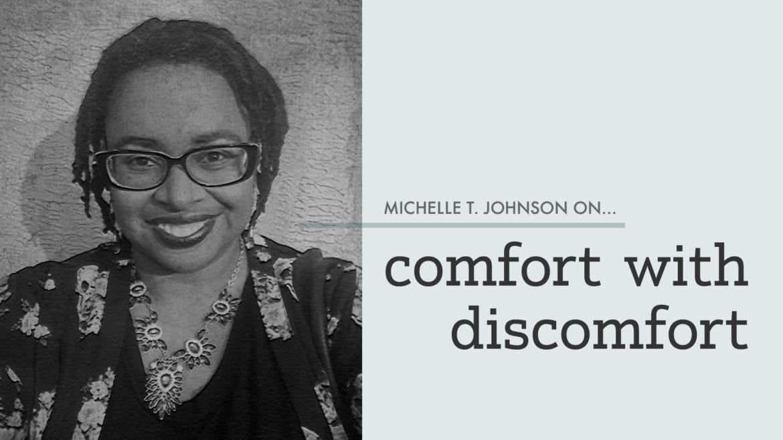 comfort with discomfort