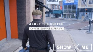 About The Coffee | Catering to the 'Coffee Curious'