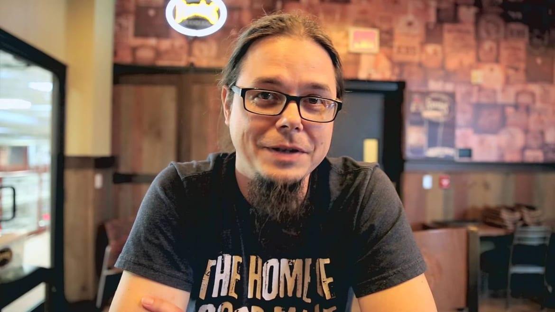 Founders Brewing head brewer Jeremy Kosmicki
