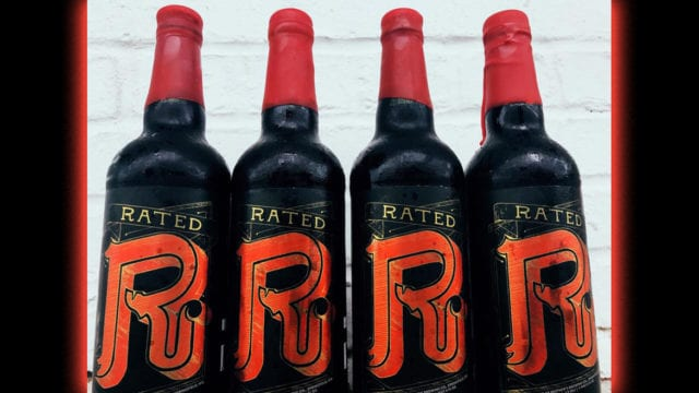 The beer Rated R from Mother's Brewing