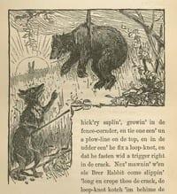 Bre'r Fox and Bre'r Bear.