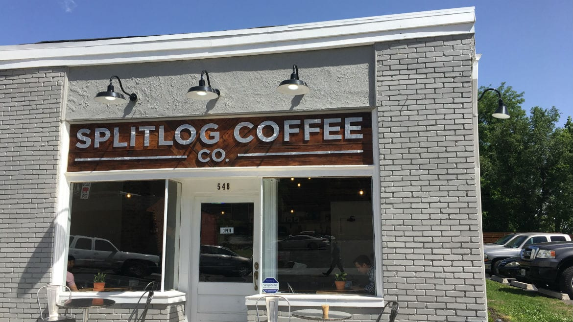Splitlog Coffee