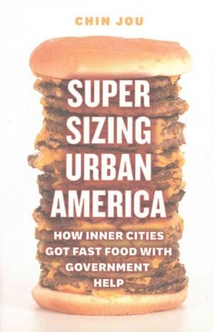 Super Sizing Urban America Book Cover