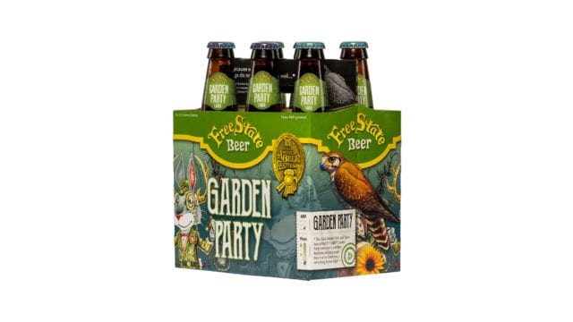 Free State Brewing Company's Garden Party