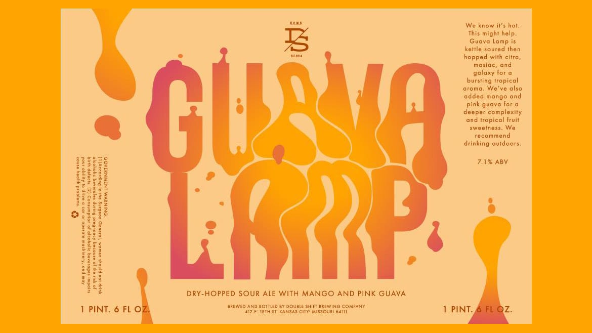 Double Shift's Guava Lamp