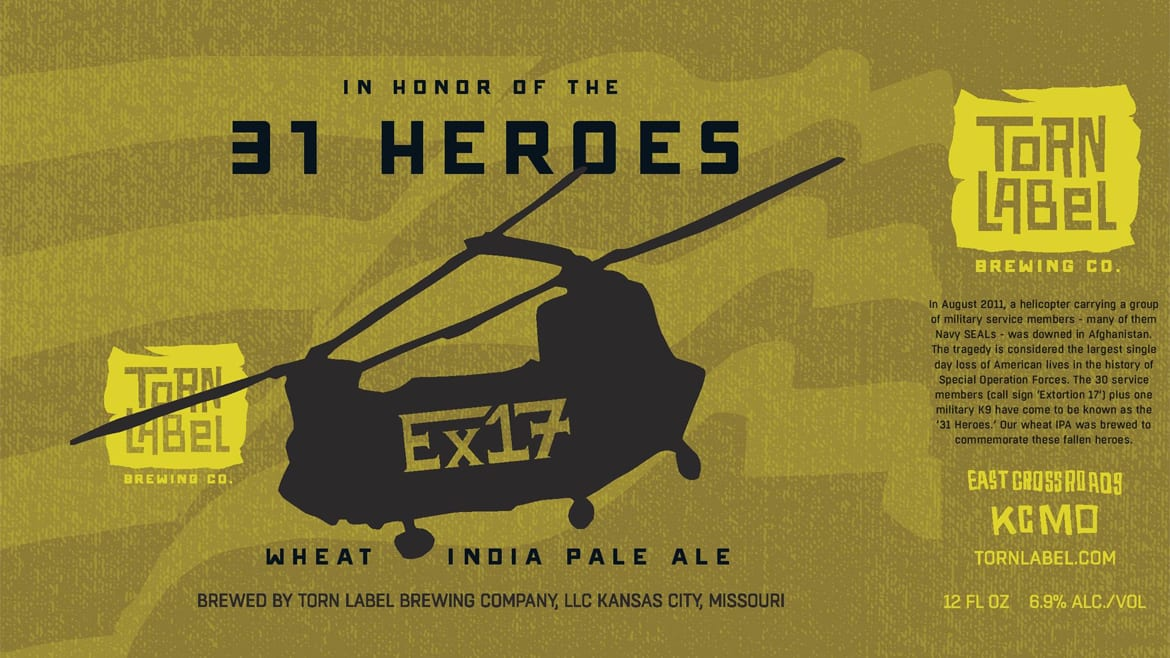 Torn Label's 31 Heroes
