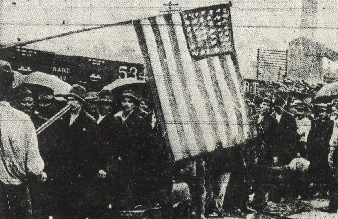 1917 rioters