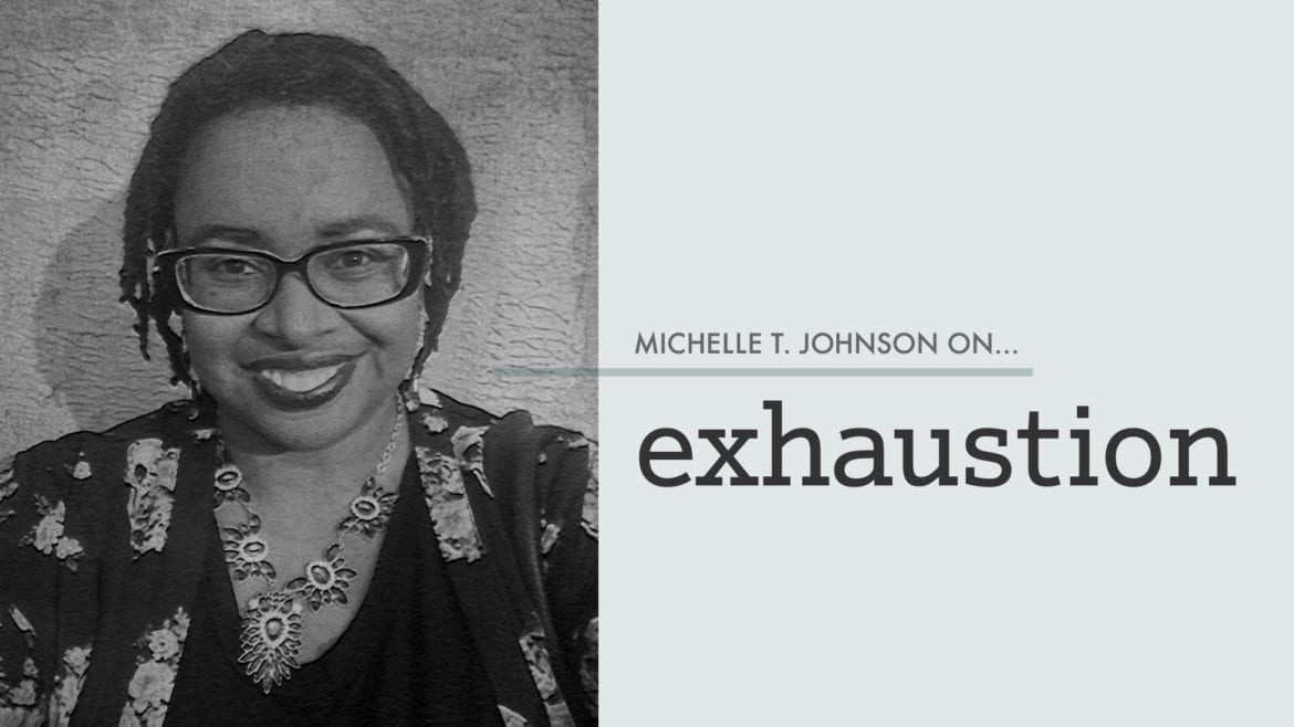 Cover image for Michelle T Johnson On