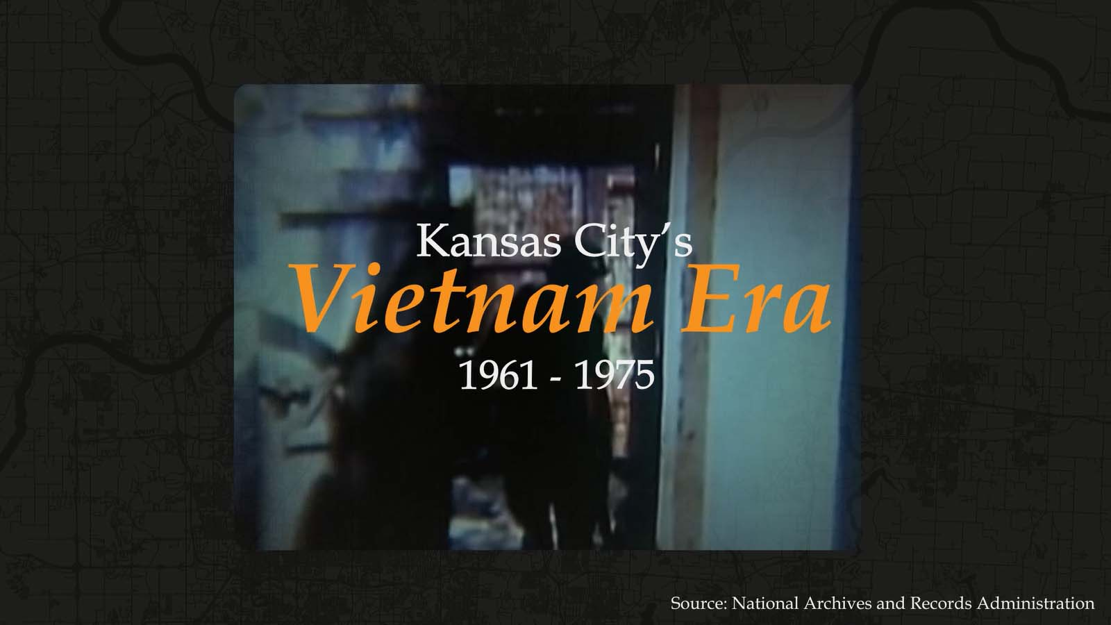Get the story of Kansas City's Vietnam era history with this animated timeline (Jesse Howe | Flatland)