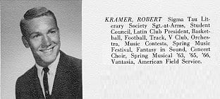 High School photo for Robert Kramer