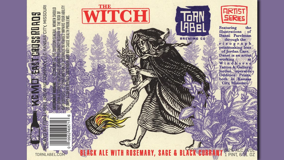 Torn Label's The Witch
