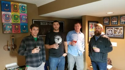 the team behind new axiom brewing