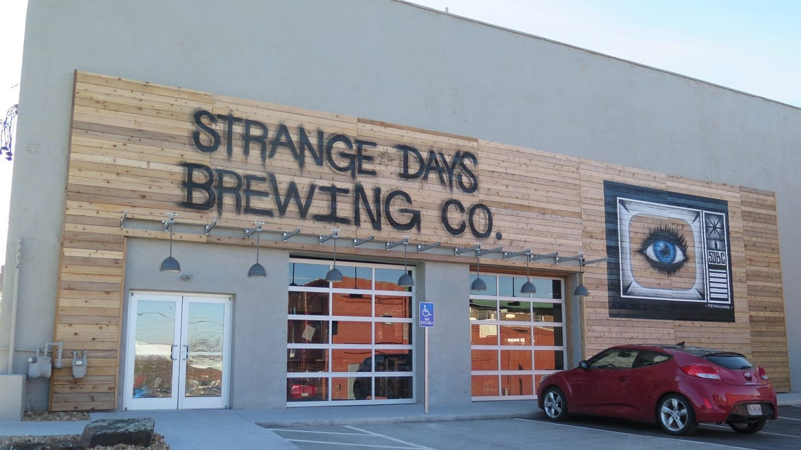 Strange Days Brewing Co.