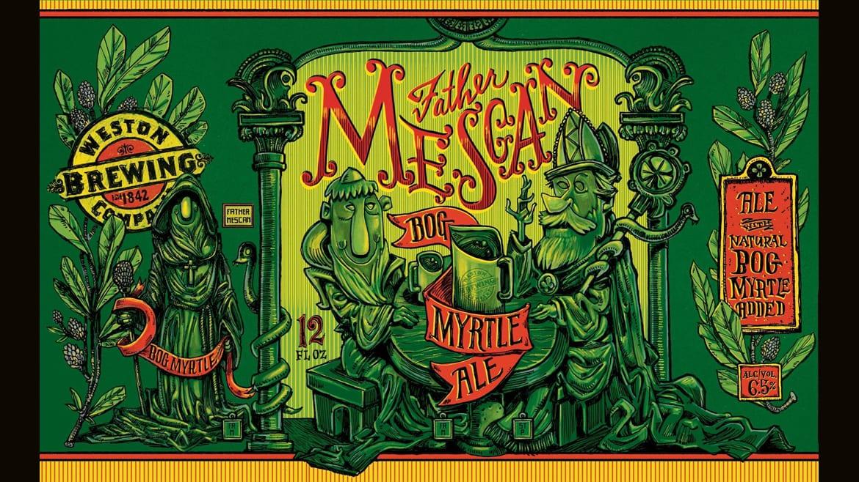 Weston Brewing recreates Bog Myrtle Ale