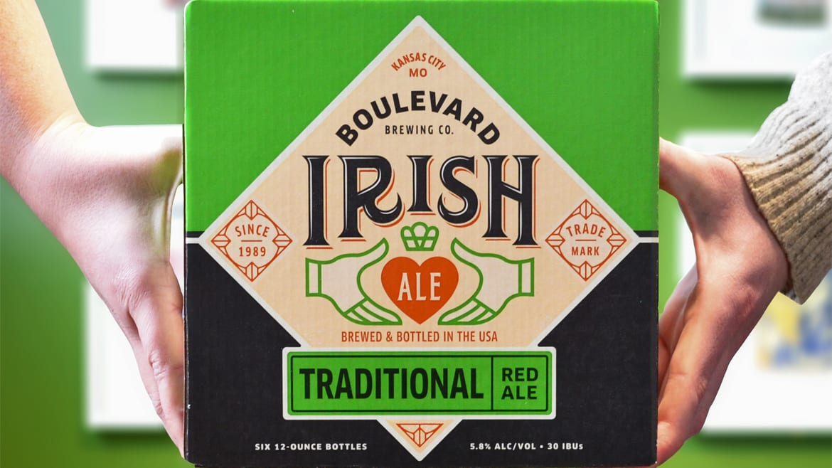 Boulevard's Irish Ale
