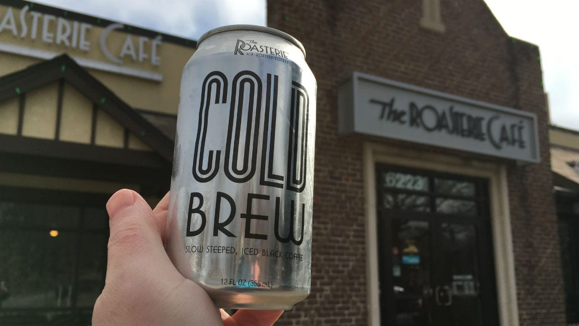 The Roasterie cold brew
