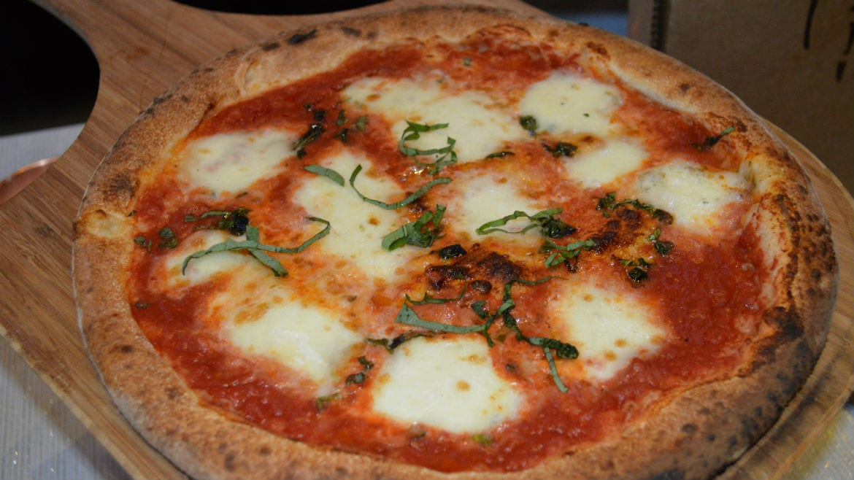 1889 Napolitana Pizza