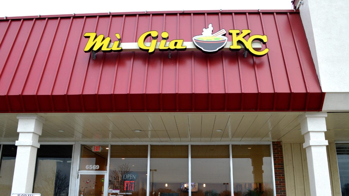Mi Gia is now open