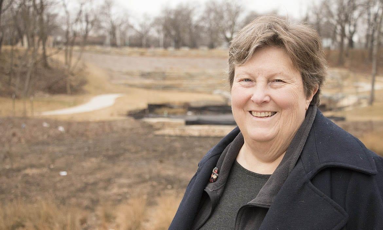 Diane Hershberger of the marlborough community coalition