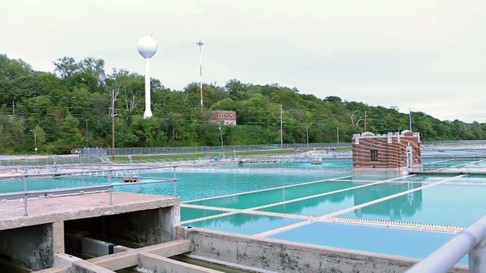 KC water treatment plant