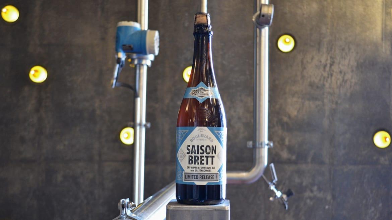 Boulevard Brewing's Saison Brett