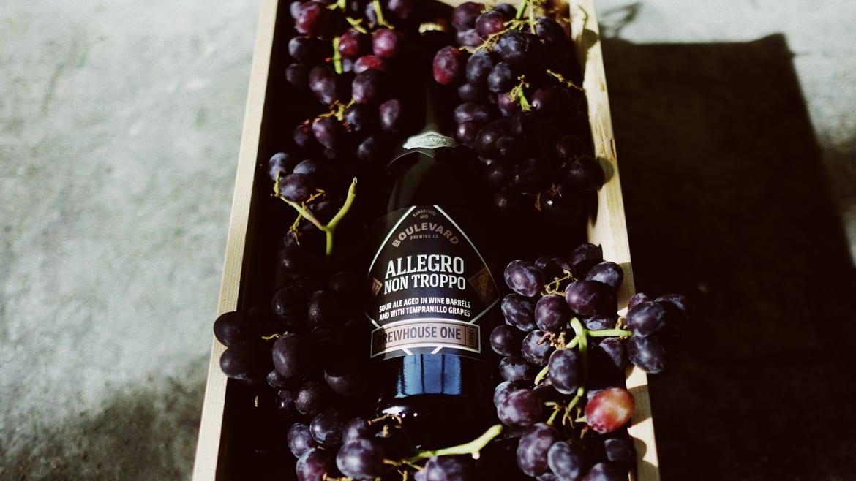 Boulevard Brewing Company releases Allegro Non Troppo