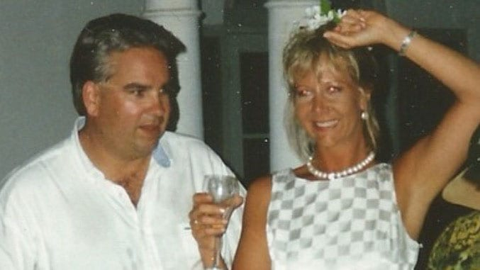 photo from Ron and Jenny wedding