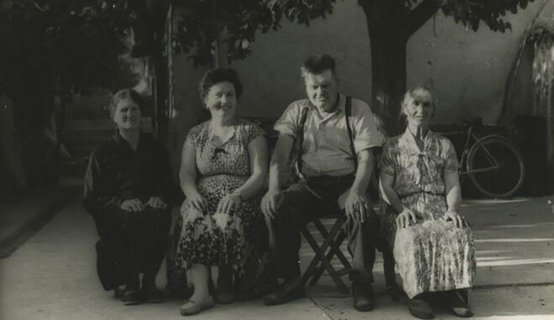 Lidia Bastianich's Grandpa Giovanni and Nonna Rosa