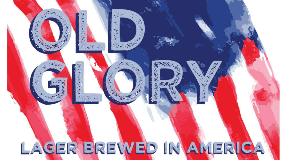 Old Glory is out now from Martin City Brewing Company.