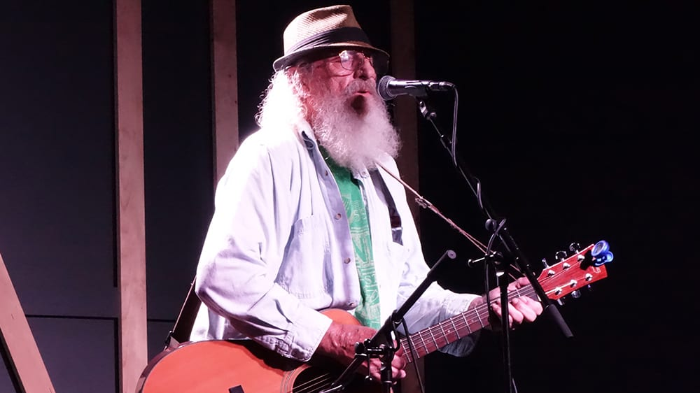 singer/songwriter larry smith