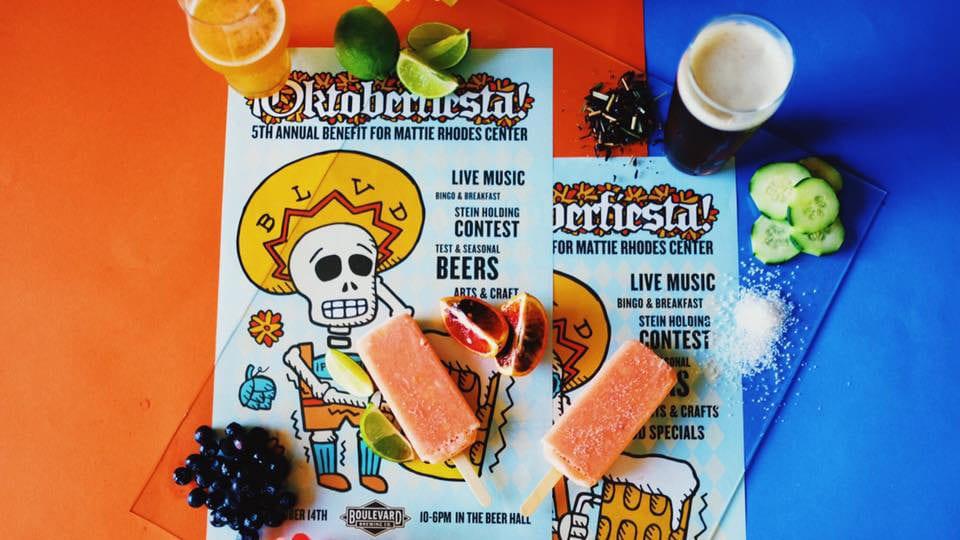 Oktoberfiesta, a benefit for the Mattie Rhodes Center